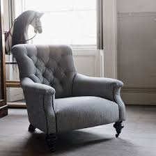 Slipper Armchair Sit In Stylish Comfort With These Modern Heritage Armchairs