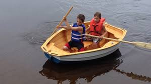 build your own boat with balmain boat company u0027s classic rowboat