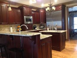 Kitchen Design Cherry Cabinets by 15 Best Kitchens Images On Pinterest Cherry Cabinets Cupboards