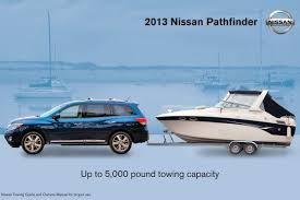 nissan pathfinder towing capacity 2018 2019 car release and reviews