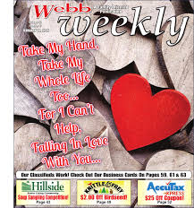 webb weekly february 10 2016 by webb weekly issuu