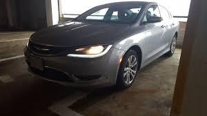 chrysler car 200 j m rental review 2016 chrysler 200 9 speed auto youtube