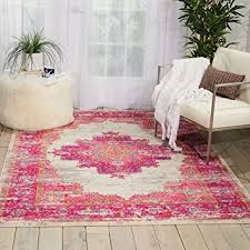Nourison Kitchen Rugs Nourison Bohemian Modern Traditional Area Rug