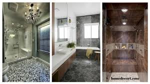 bathroom shower tile ideas photos 48 charming bathroom shower tile ideas homedecort