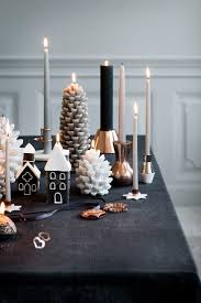 Modern Christmas Home Decor Best 25 Black White And Gold Christmas Ideas On Pinterest Black