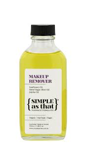 simple as that makeup remover