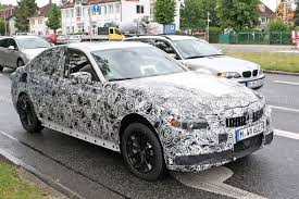 luxury cars inside bmw 3 series 2018 next three codenamed g20 revealed by car magazine
