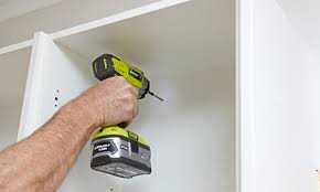 Install Wall Cabinets How To Install Kitchen Wall Cabinets Bunnings Warehouse Nz