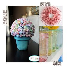 Lollipop Topiary Tree - the love of cupcake blog diy party decorations