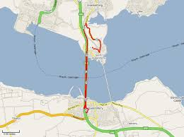 aac map the pitreavie aac forth bridge 10k the made me do it