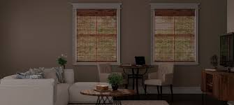 Bamboo Curtains For Windows Bamboo Shades U0026 Blinds Woven Wood Shades At Blinds Com