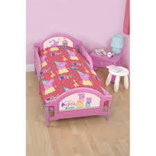 peppa pig funfair 4 piece junior bedding set great kidsbedrooms