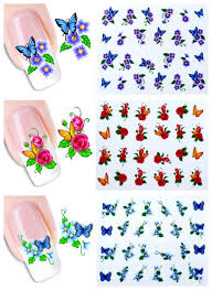 aliexpress com buy 50sheets watermark beauty diy nail art