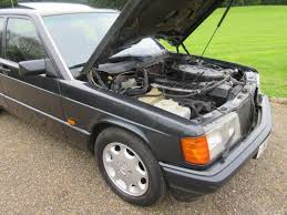 1992 mercedes 190e 2 6 auto for auction anglia car auctions