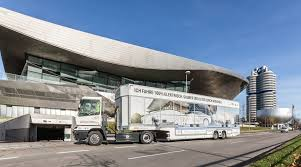 electric truck bmw already using three electric trucks for its munich plant