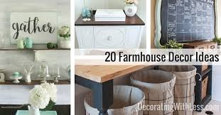 farmhouse decor 20 farmhouse decor ideas for your home