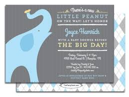 peanut baby shower peanut baby shower invitation