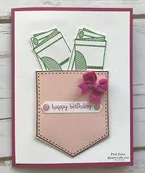 Birthday Card Holder Great Idea Birthday Card With Gift Card Holder Inside P S