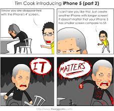 Iphone 5 Meme - theeggyolks 蛋黃打点滴 tim cook s iphone 5 meme