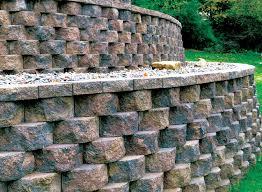 Garden Retaining Wall Blocks by Quality Retaining Wall Block By Londonstone