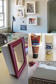 einfache wandgestaltung schones design bilderrahmen deko wandgestaltung design selber