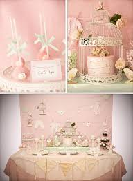 girl baby shower theme ideas vintage baby shower ideas for baby boys or gender neutral