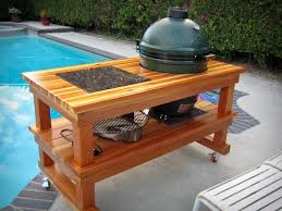 xl big green egg table plans pdf extra large big green egg table plans table designs