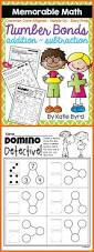 Number Line Subtraction Worksheets 25 Best Addition And Subtraction Ideas On Pinterest Math