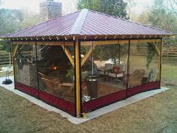 clear vinyl plastic curtain enclosures for porch patio curtains