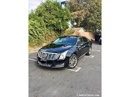 2014 cadillac xts sedan used 2014 cadillac xts sedan limo torrance california 13 500