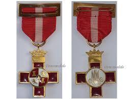 spain ww2 order merit cross distinction wwii