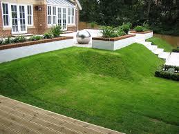 Split Level Garden Ideas Garden Ideas On Two Levels Coryc Me