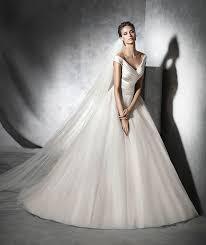 robe de mariã e pronovias pronovias 2016 princess wedding dresses satin dresses and tulle