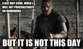 Aragorn Meme - aragorn homework memes essay for you