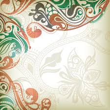 wedding backdrop vector free delicate pattern background vector free vector 4vector