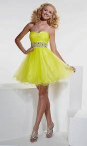 yellow prom dresses short naf dresses