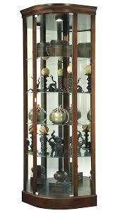 curved corner curio cabinet modern corner curio cabinet modern corner curio cabinet cherry