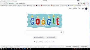 google imagenes viernes mirador de alguazas un doodle de google para felicitarme
