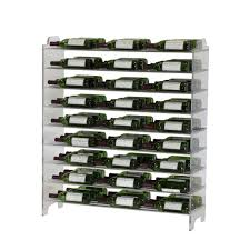 acrylic tall wine bottle display racks shenzhen minghou technology