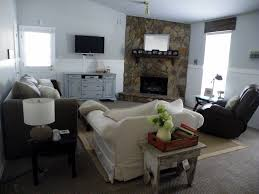how to decorate a living room and dining room combination remodelaholic quick simple living room updates before and after
