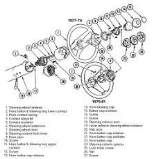 1968 corvette steering column repair guides steering steering wheel autozone com