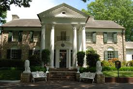 a look at graceland mansion home of the king