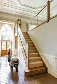 Staircase Banister Ideas The 25 Best Oak Handrail Ideas On Pinterest Glass Stair Railing