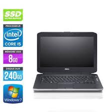 fnac pc bureau pc portable dell latitude e5430 14 gris intel i5 3320m