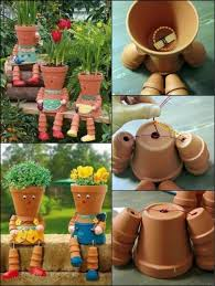 how to diy clay pot planter people diy clay clay and planters