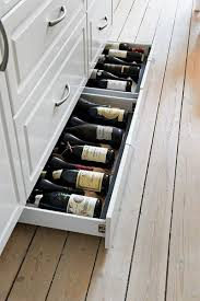 storage kitchen 5 wine storage ideas for the kitchen contemporist