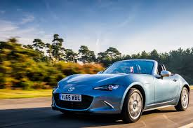 mazda cars uk mazda reveals mx 5 arctic special edition for 2017 auto express