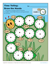 second grade time worksheets time telling draw the 2nd grade telling time worksheets