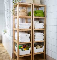 Pine Bathroom Storage Home Dzine Home Diy Bathroom Storage Shelves