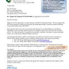 proposal cover letter sample best cover letter for funding